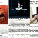 Revue de presse dansée, S13-14 EP01