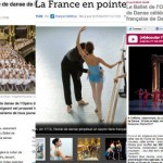 Tricentenaire de l'École de Danse : revue de presse
