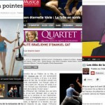 Revue de presse dansée, S12-13 EP6