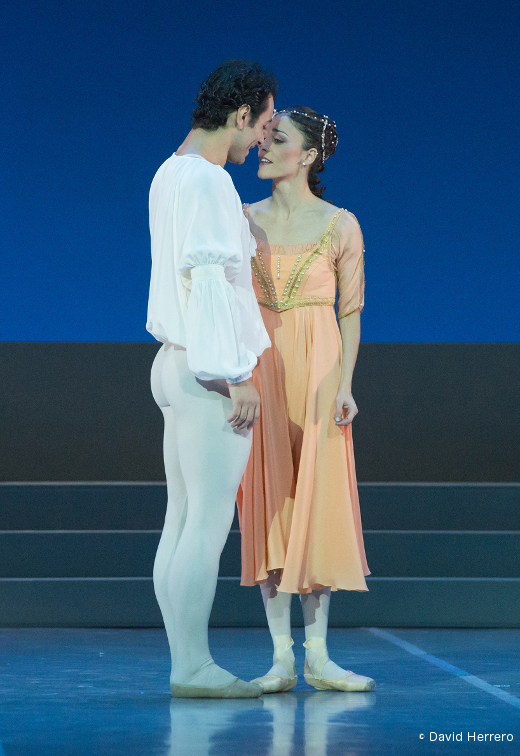 Davit Galstyan et Maria Gutierrez - Roméo et Juliette