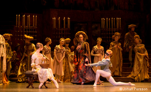 Roméo et Juliette de Kenneth MacMillan - Royal Ballet de Londres