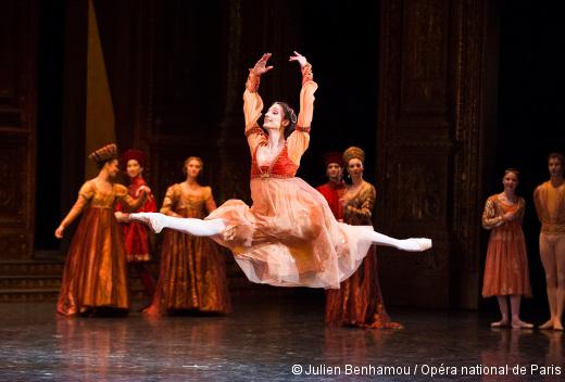 Roméo et Juliette - Dorothée Gilbert