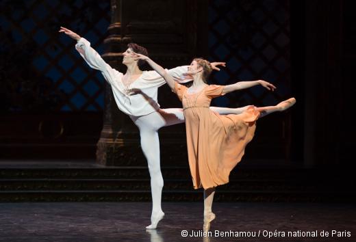 Roméo et Juliette - Germain Louvet et Léonore Baulac