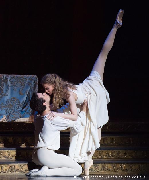 Roméo et Juliette - Mathias Heymann et Léonore Baulac