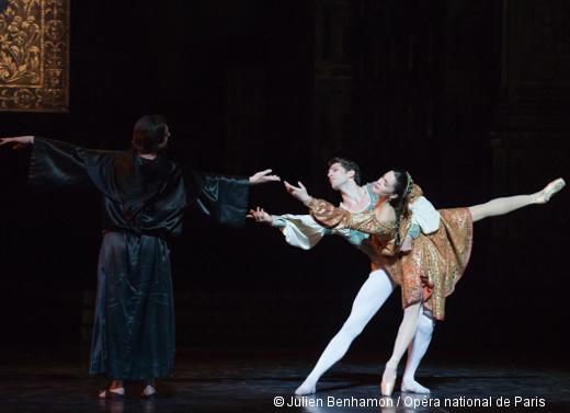 Roméo et Juliette - Amandine Albisson et Mathieu Ganio