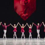 [Photos] Retour sur Joyaux de George Balanchine par le Ballet de l'Opéra de Paris