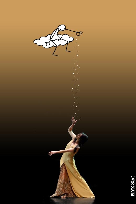 Seeds (retour à la terre) de Carolyn Carlson