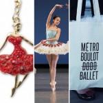 Noë 2015 : 45 idées cadeaux danse à glisser sous le sapin