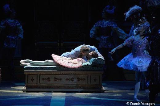 La Belle au bois dormant - Youri Grigorovitch
