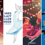 Les sorties Livres jeunesse Danse de l'automne 2020