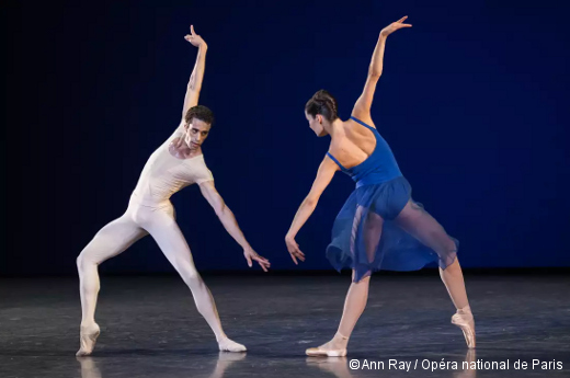 The Dreamer de Jerome Robbins - Mathias Heymann et Amandine Albisson