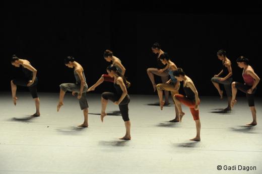 Three - Batsheva Dance Company