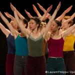 Three – Enthousiasmante Batsheva Dance Company au Palais Garnier