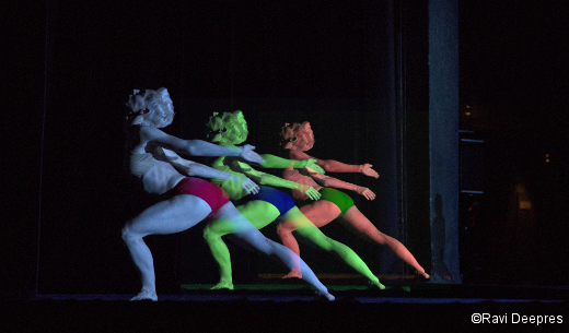 Tree of codes - Wayne McGregor