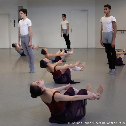 Spectacle 2018 de l cole de danse de l op ra de paris for Barre de danse occasion