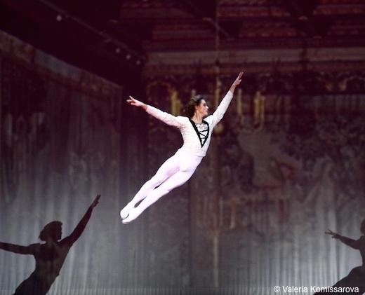 Denis Rodkine en prince Siegfried