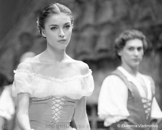 Maria Vinogradova - Giselle