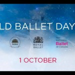 World Ballet Day – Cinq grandes compagnies à suivre en direct en répétition le 1er octobre