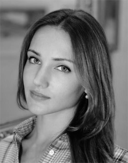Youlia Stepanova (portrait officiel du Bolchoï)