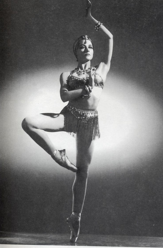 Yvette Chauviré -