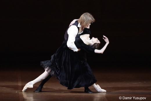 Svetlana Zakharova et Edvin Revazov